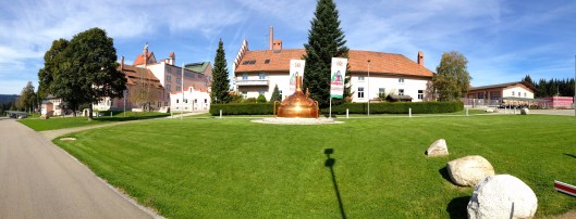 Rothaus Brauerei im Schwarzwald