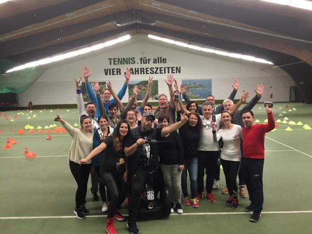 Teamevent im Schwarzwald - Segway Parcours