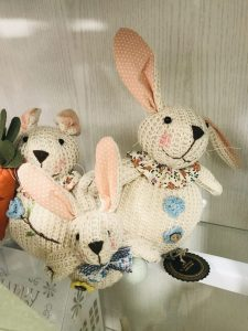 fabric bunny rabbit