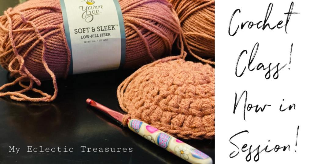 learn how to crochet #crochetclass #learntocrochet