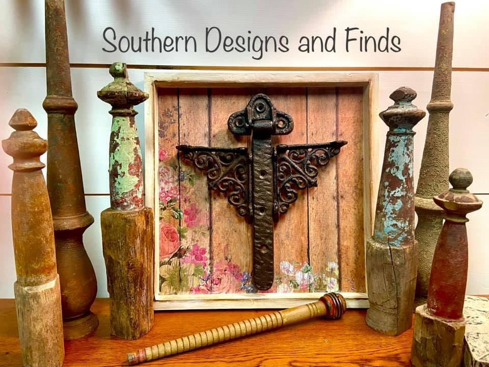 everyday decor ideas | metal angel project | angel decor | upcycle project | Southern designs and finds | yvonne henry