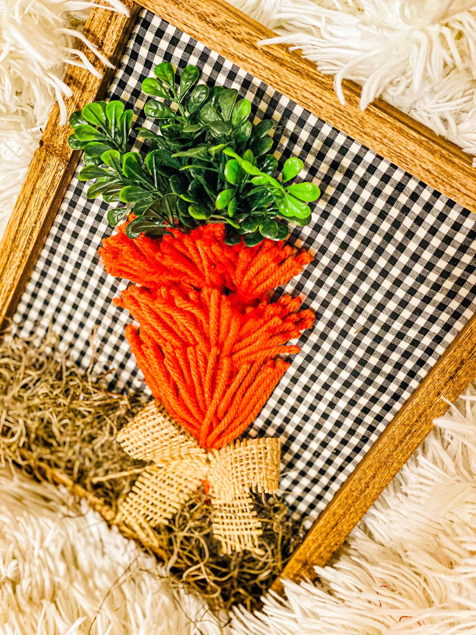 Read more about the article How to Create an Adorable Carrot Using Tassels