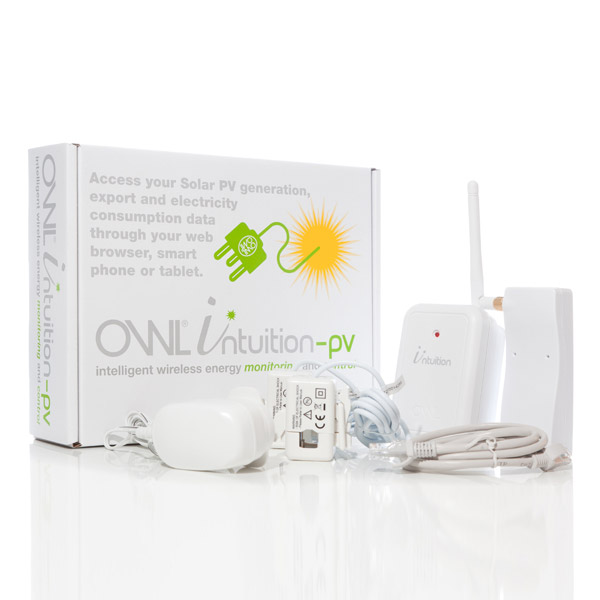 OWL Intuition-PV Solar Power Energy Monitoring System 3