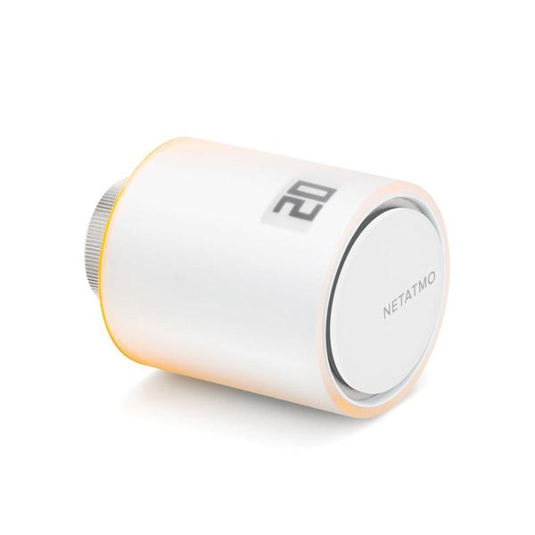 Netatmor Smart Radiator Valve My Eco Hub