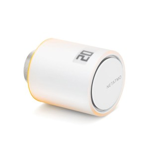 Netatmor Smart Radiator Valve My Eco Hub
