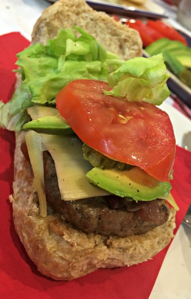 Best Beef Burgers with Caramelized Onion