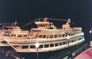 Christmas Ship caroling comes to the Edmonds pier on Monday night