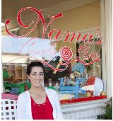 Stefanie Buono from Frosted Cupcakes will share her mini-cupcakes on Friday.