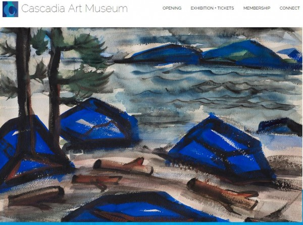 Cascadia Art Museum is dedicated to the legacy of Northwest art.