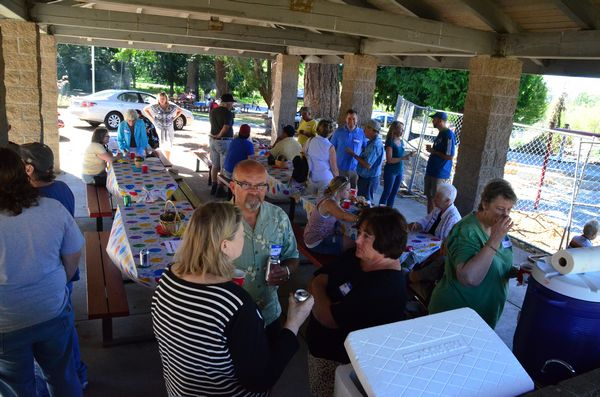 More than 50 citizens, councilmembers and others attended this year's event.
