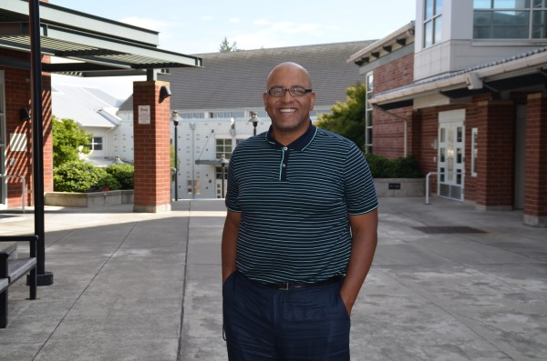 New Edmonds-Woodway High School Principal Terrance Mims.