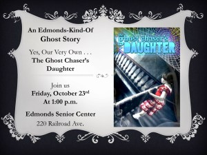 3 Ghost ChaserS Daughter 2015 2