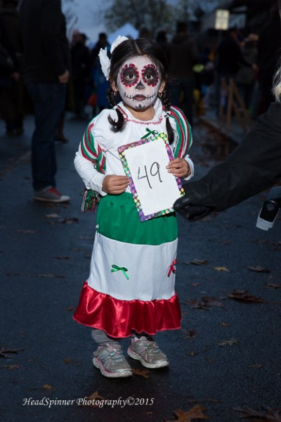 0-6 winner: Ariana Estrada, Day of the Dead
