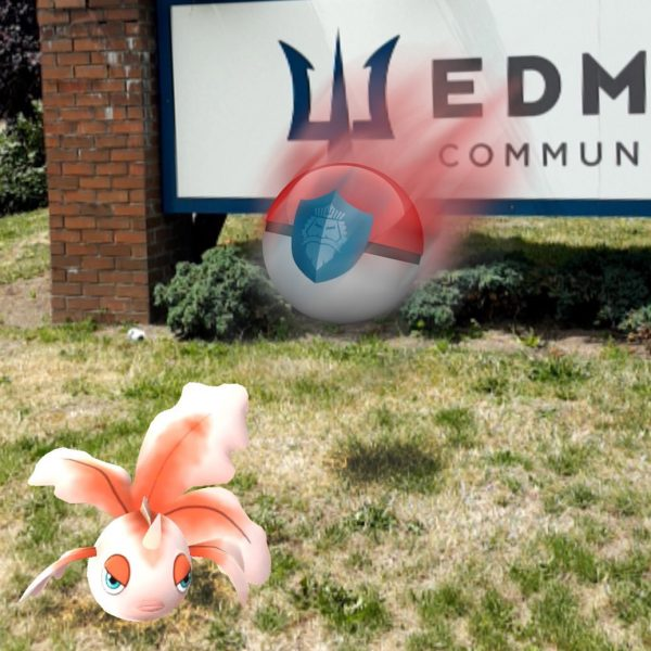 Fans of Pokémon Go, Nintendo's recently released augmented reality cellphone app, can visit over 10 PokéStops at the Edmonds Community College campus.