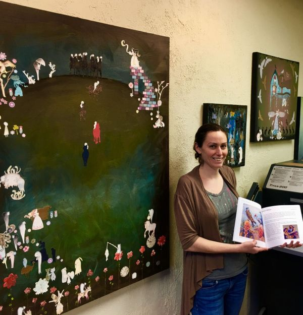 Artfully Edmonds: Local publisher showcases artists ...