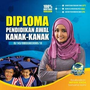 Diploma Pendidikan Awal Kanak Kanak