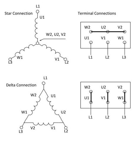 Emejing Star Delta Wiring Diagrams Contemporary Images for image – Star Delta Wiring Diagram