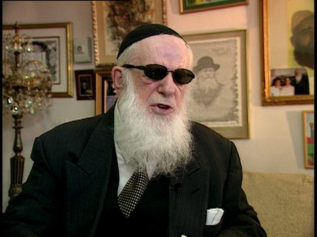 Rav Sholom Ber Kowalsky
