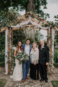 Boho Glam Wedding - Cloverleaf Farms-100
