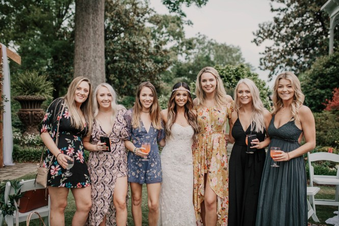 Boho Glam Wedding - Cloverleaf Farms-104