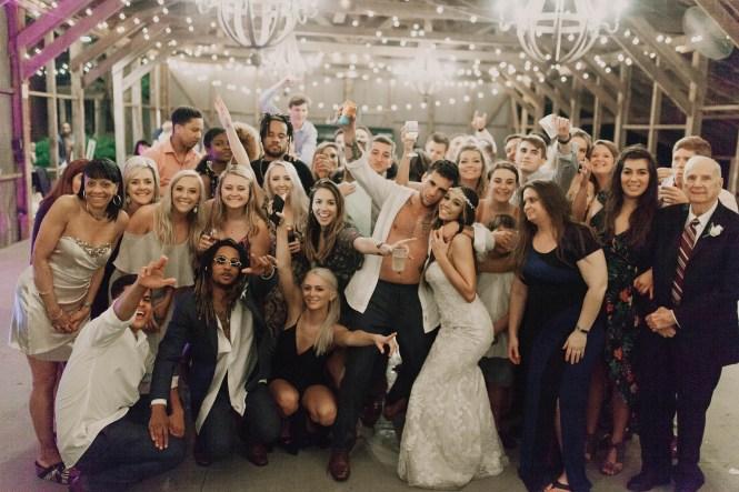 Boho Glam Wedding - Cloverleaf Farms-130