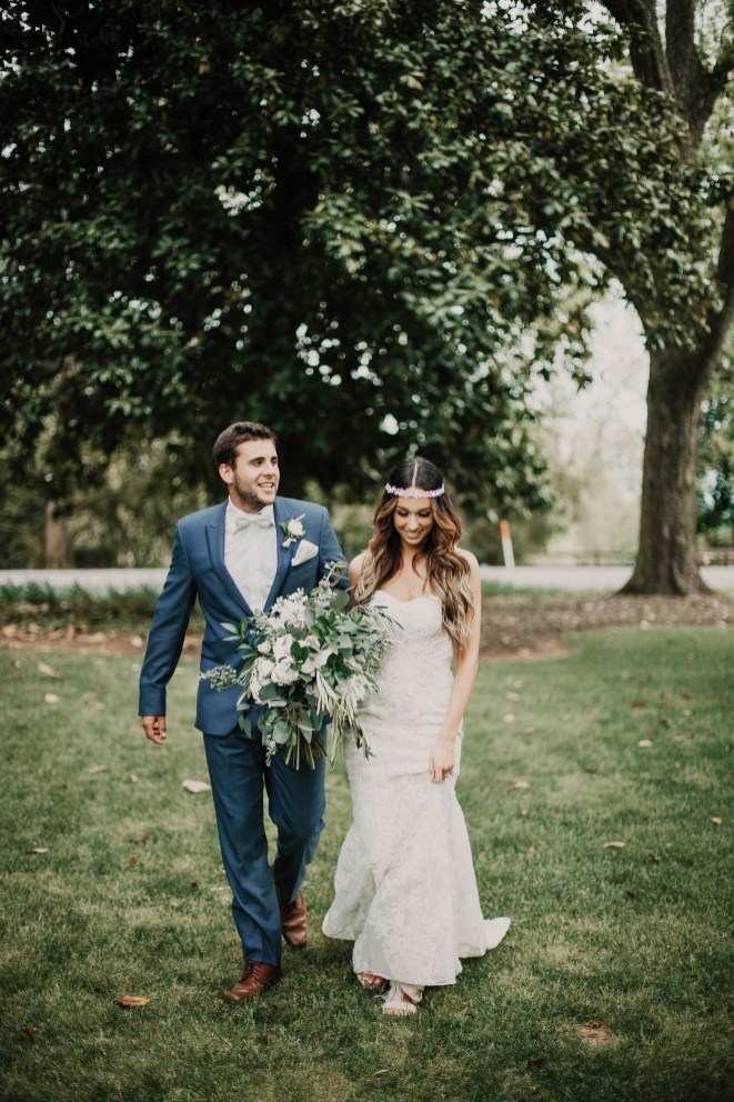 Boho Glam Wedding - Cloverleaf Farms-34