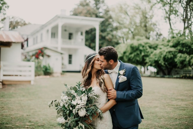 Boho Glam Wedding - Cloverleaf Farms-37