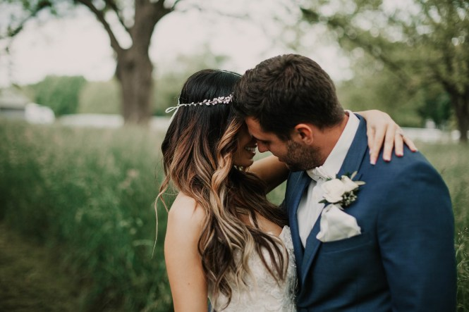 Boho Glam Wedding - Cloverleaf Farms-42