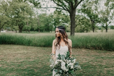 Boho Glam Wedding - Cloverleaf Farms-49