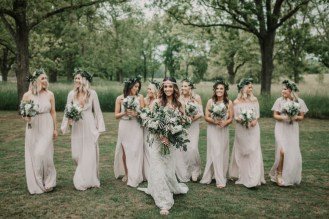 Boho Glam Wedding - Cloverleaf Farms-54