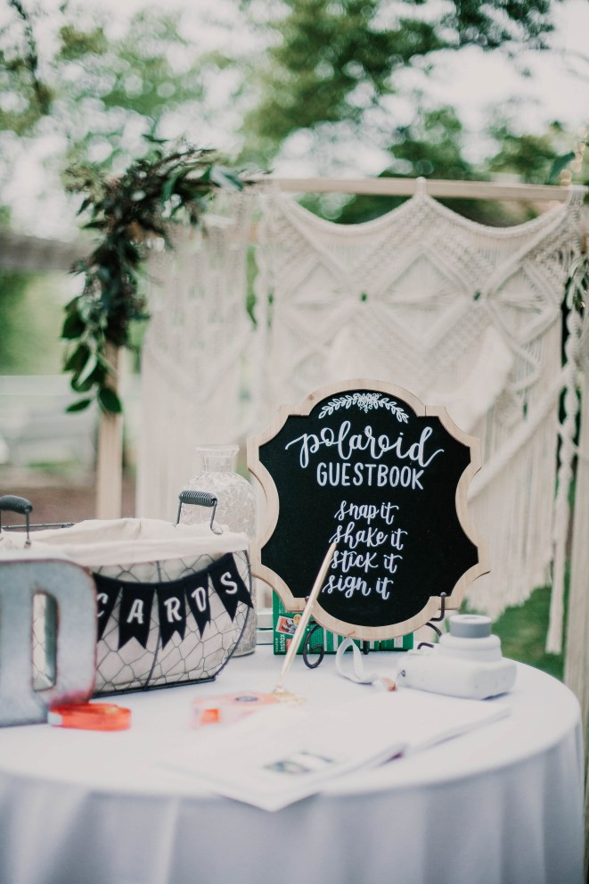 Boho Glam Wedding - Cloverleaf Farms-8