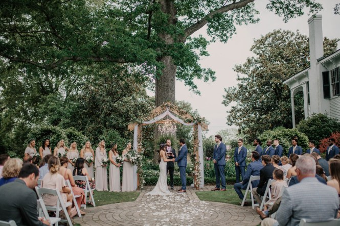 Boho Glam Wedding - Cloverleaf Farms-82