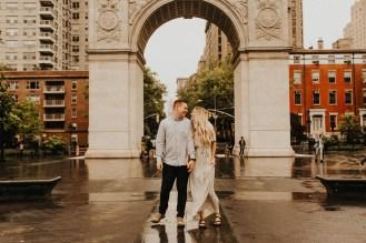 Greenwich Village Engagement Photos-20