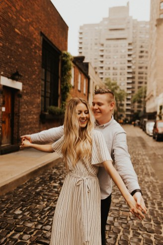 Greenwich Village Engagement Photos-29