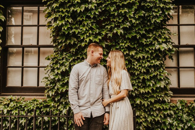 Greenwich Village Engagement Photos-35