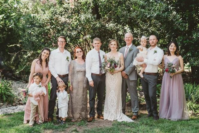 Megan and Patrick - Backyard Boho Wedding-102