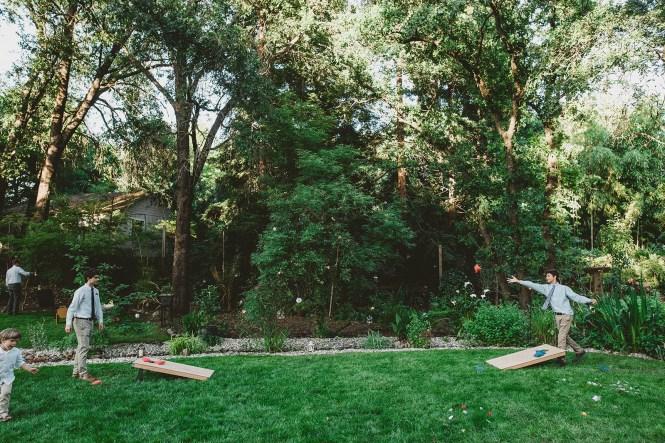 Megan and Patrick - Backyard Boho Wedding-126