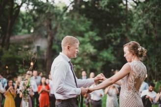 Megan and Patrick - Backyard Boho Wedding-140