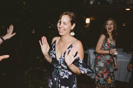 Megan and Patrick - Backyard Boho Wedding-146
