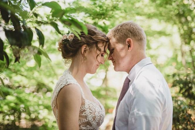 Megan and Patrick - Backyard Boho Wedding-25