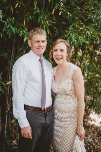 Megan and Patrick - Backyard Boho Wedding-27