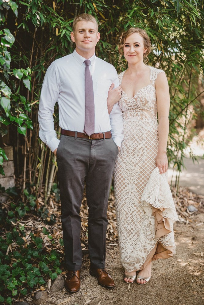 Megan and Patrick - Backyard Boho Wedding-29