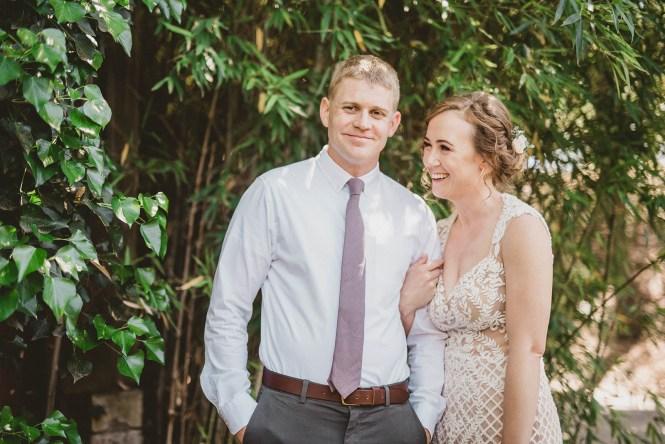 Megan and Patrick - Backyard Boho Wedding-30