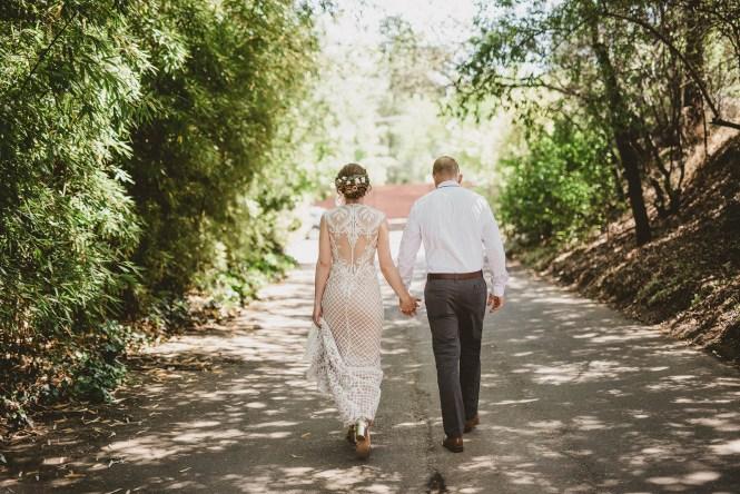 Megan and Patrick - Backyard Boho Wedding-31