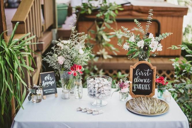 Megan and Patrick - Backyard Boho Wedding-60