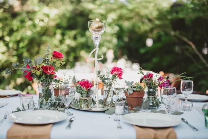 Megan and Patrick - Backyard Boho Wedding-63