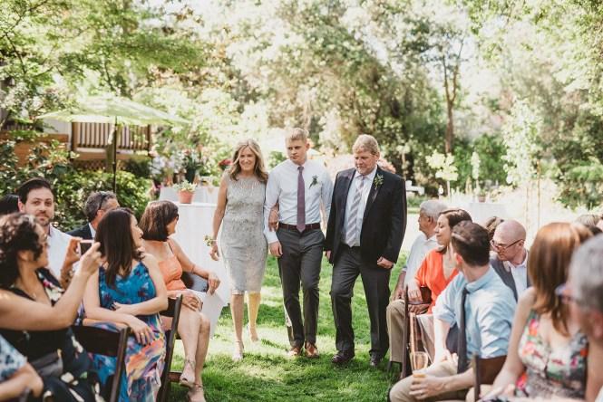 Megan and Patrick - Backyard Boho Wedding-71