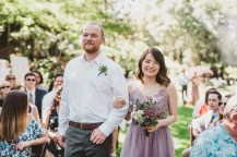 Megan and Patrick - Backyard Boho Wedding-75