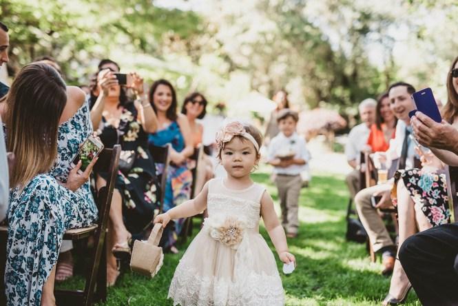 Megan and Patrick - Backyard Boho Wedding-76