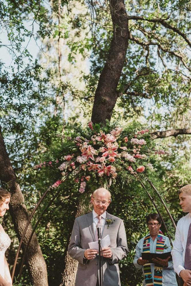 Megan and Patrick - Backyard Boho Wedding-84